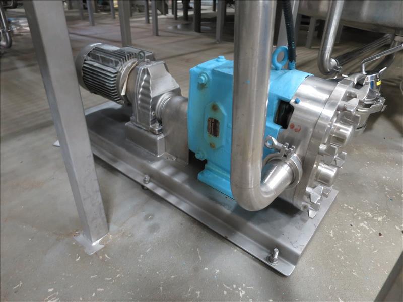 Waukesha CB Positive Pump, model 60, s/n 220127-98