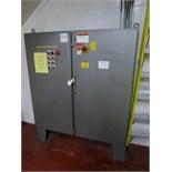 conveyor control cabinet