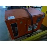 CD Tech. Battery Charger, Ferro Five FR Series, 48 volt, model FR24L750, ser. no. MPI 139480