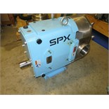 Waukesha CB SPX Positive Pump Head, model 220 U1, ser. no. 1000002782573, (2012)