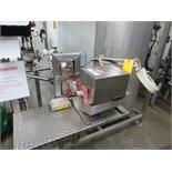 CMC Container Machinery Corp. S.E.A.M. saw, model HGS-3000, ser. no. 00-01078