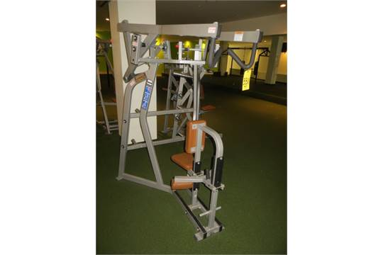 HAMMER STRENGTH PLATE LOADED ILHR C150 LATERAL HIGH ROW