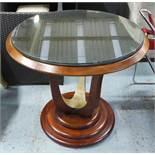 OCCASIONAL TABLE, Art Deco style, 83cm diam. x 76cm H.