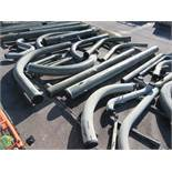 LARGE LOT OF ASSORTED PIPE: 6'' TO 30'' DIA. UP TO 576'', 1,000 LB. - 37,193 LB., LOCATION: GRID 4D