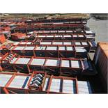 LARGE LOT OF STRUCTURAL STEEL: BEAMS UP TO 730'' X 63'' X 16'' X 2'', LOCATION: GRID 2H