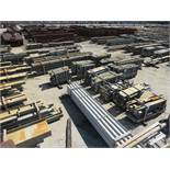 LARGE LOT OF STRUCTURAL STEEL: BEAMS UP TO 411'' X 17'' X 16'' X 2'', LOCATION: GRID 3F
