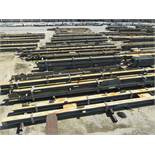 LARGE LOT OF STRUCTURAL STEEL: BEAMS UP TO 582'' X 24'' X 20'' X 6'', LOCATION: GRIDS 3D & 3DA