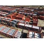 LARGE LOT OF STRUCTURAL STEEL: BEAMS UP TO 730'' X 63'' X 16'' X 1 1/2'', LOCATION: GRIDS 2I & 2J