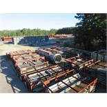 STRUCTURAL STEEL & DUCTING: DUCTING DIMENSIONS UP TO 395'' X 80''