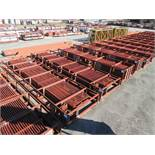 (8) ECONOMIZERS/ CRATED PIPE PANELS, 11,440 - 16,698 LB. EACH, LOCATION: GRID 4H