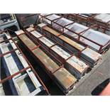 LOT OF STRUCTURAL STEEL & DUCTING: BEAMS UP TO 336'' X 41'' X 16'' X 2 1/4'', LOCATION: GRID 3I