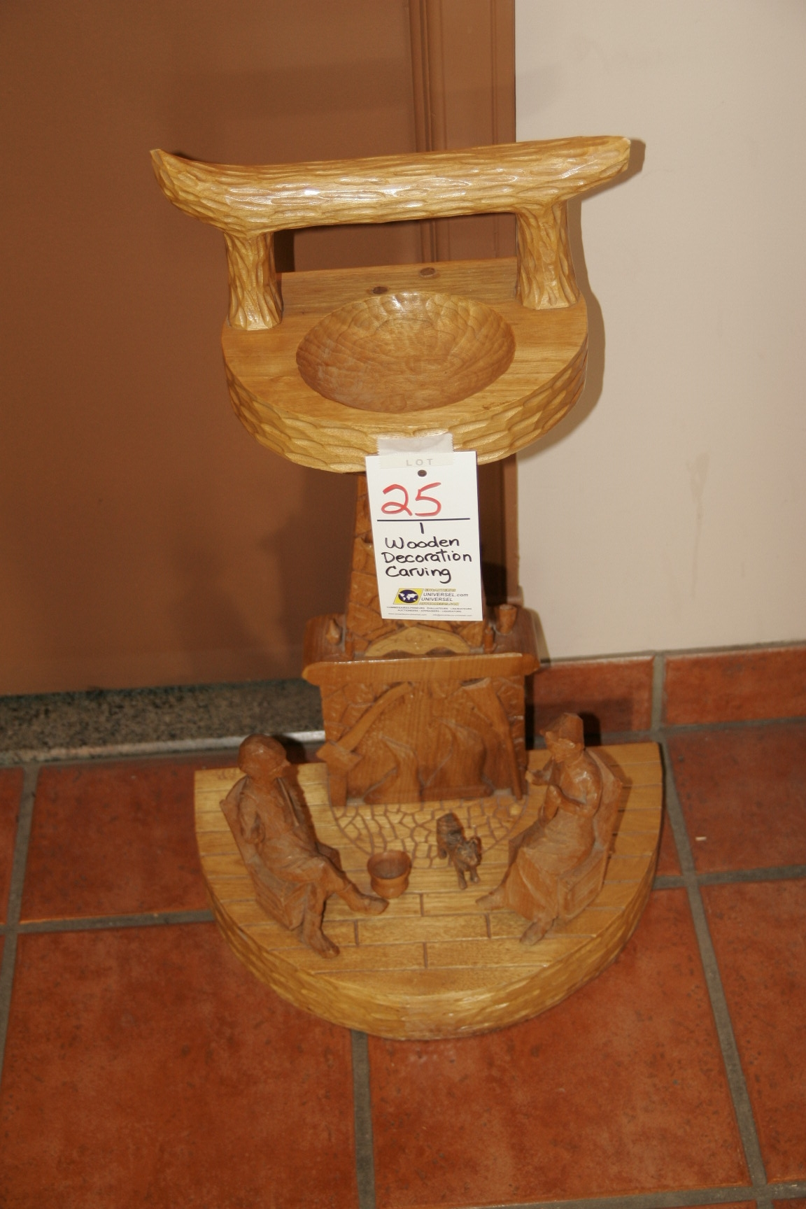 Wooden Decoration Carving