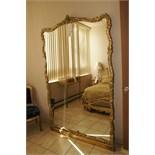 Antique Mirror 6'x4', 24K Gold Leaf