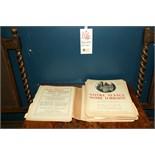 Publications Antiques (Lot)