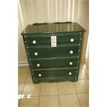 4-Drawer Dresser