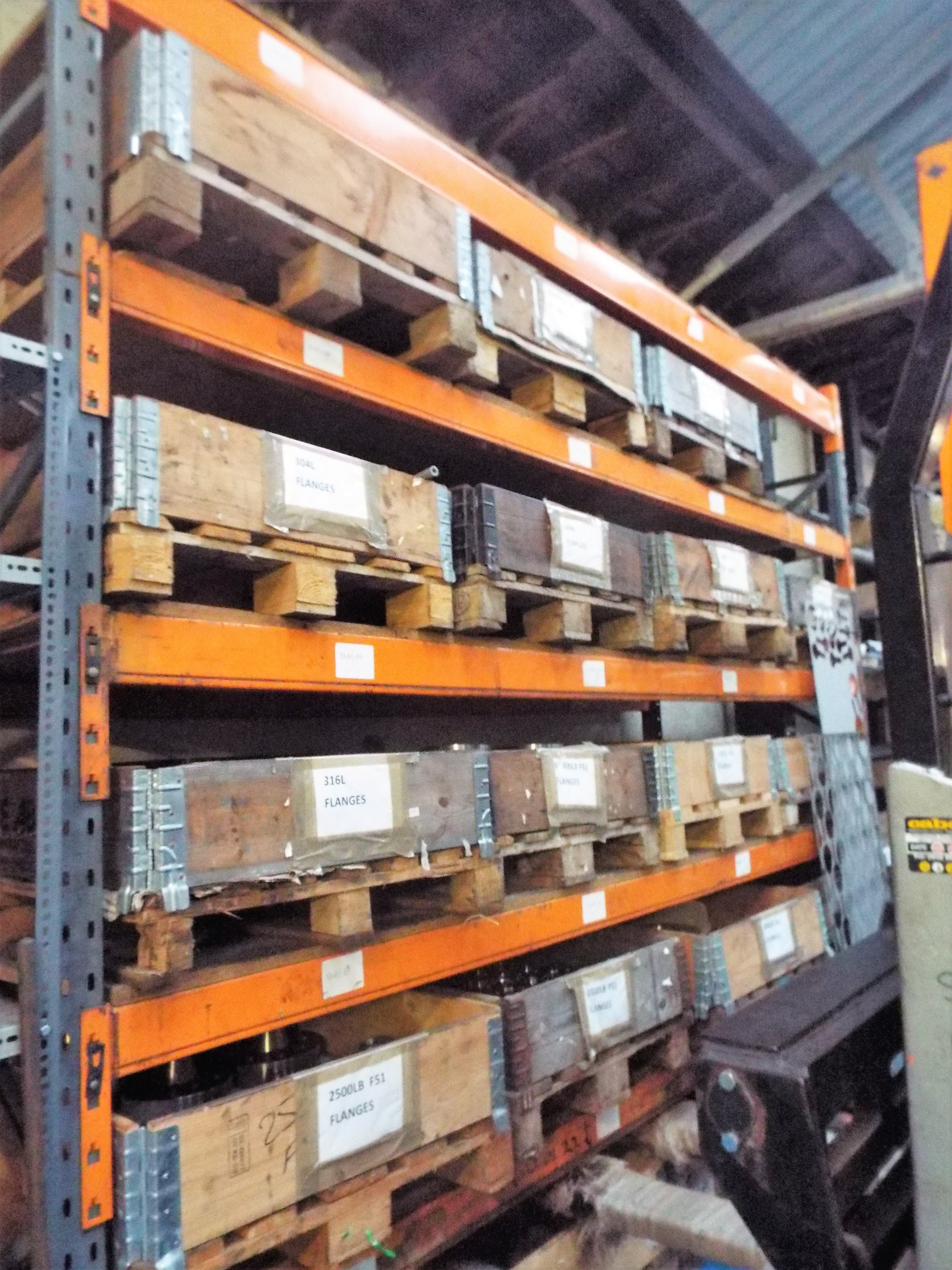 Lot 24 - Heavy Duty Storage Racking