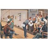 Ansichtskarten, AK-Kuenstler, A. Thiele (allgemei0)