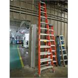 Assorted A-Frame Ladders