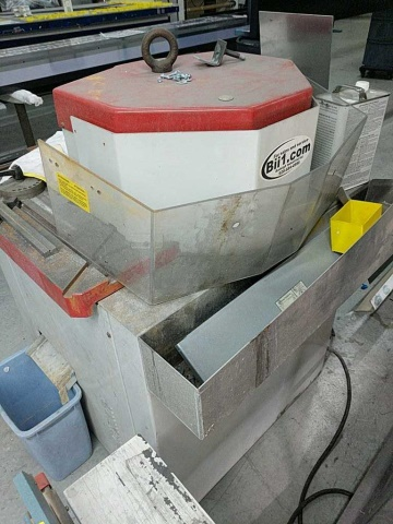 Baileigh AV226-B Av-B Power Corner Notcher - Image 6 of 6