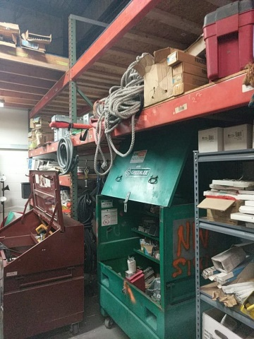 Lot 28 - Tool Storage Room