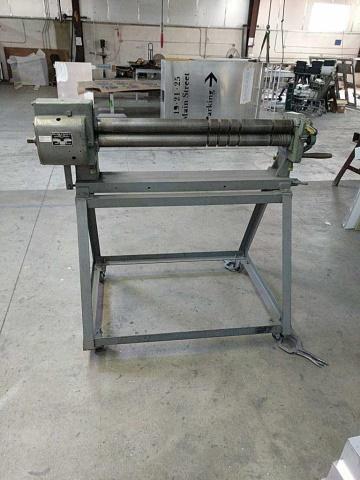 Pexto 390F Bench Slip Roll Machine