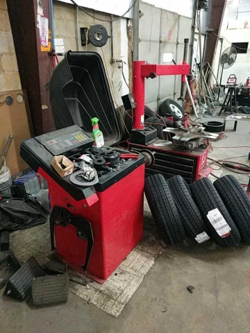 Ranger Products Rx950 Tire Changer
