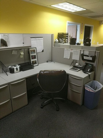 Lot 20 - Modular Work Station Area 6