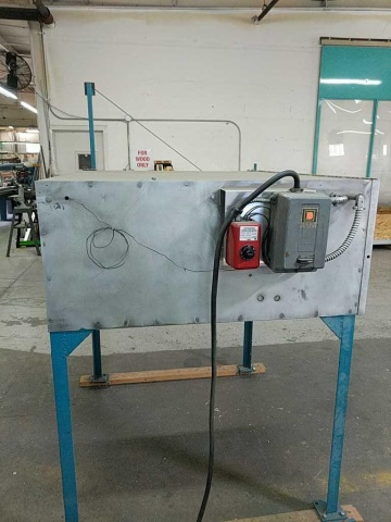 Custom Aluminum Hot Box - Image 2 of 4