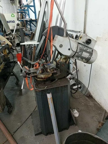 Lot 108 - CS350 Cold Cut-Off Saw