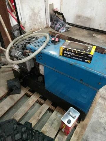 Miller Skyhook Sw-200 Cc-Ac/Dc Welding/Power Gener - Image 5 of 5