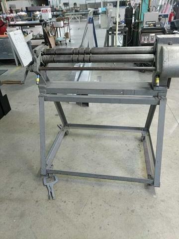 Pexto 390F Bench Slip Roll Machine - Image 3 of 5