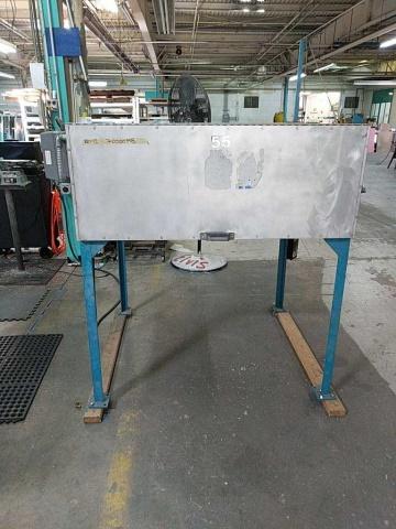 Custom Aluminum Hot Box