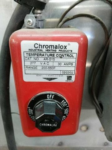 Custom Aluminum Hot Box - Image 3 of 4