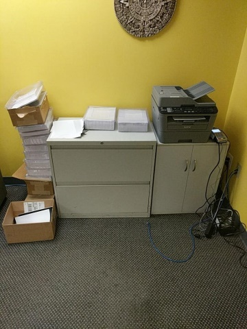 Lot 26 - Assorted Office Furniture