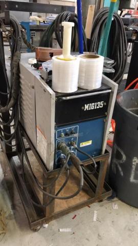Daihen Otc Mig 135 CPSS-135 DC Power Source
