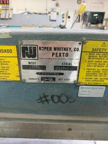 Pexto 152-K Foot Shear - Image 2 of 5