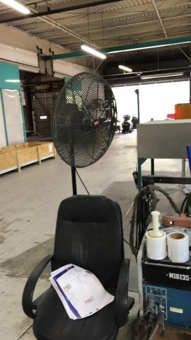 Lot 30 - Stand Fans