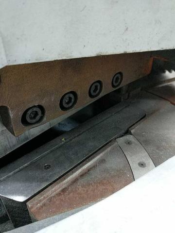 Baileigh AV226-B Av-B Power Corner Notcher - Image 3 of 6