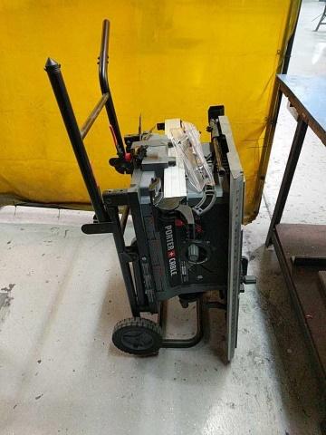 Porter Cable Pcb220TS Job Site Table Saw