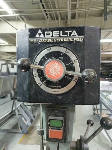 Lot 125 - Delta 17-925 Drill Press