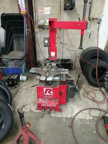Ranger Products Rx950 Tire Changer - Image 2 of 4