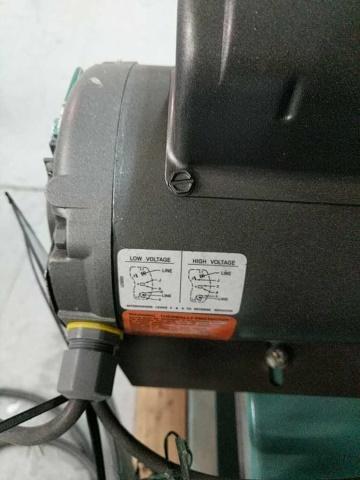 Lot 103 - Ruoff Notching Machine
