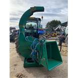 KELLFRI 850 PTO DRIVEN WOOD CHIPPER, YEAR 2015, RUNS, WORKS AND CHIPS *PLUS VAT*
