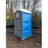 PORTABLE TOILET BLOCK - UP TO 9 AVAILABLE *PLUS VAT*