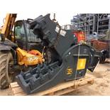 MUSTANG RH26 POWERFUL 2.6 TON CONCRETE CRUSHER / HYDRAULIC PULVERIZER / MUNCHER *PLUS VAT*