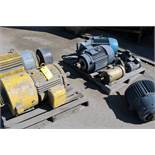 LOT OF ELECTRIC MOTORS (Ft. Worth, TX)