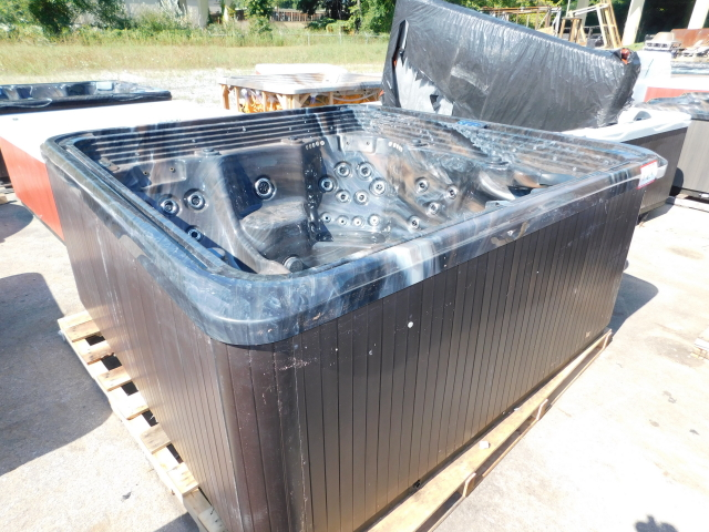 dr wellness hot tub