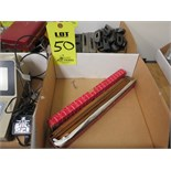 LOT OF STARRETT FEELER GAGES