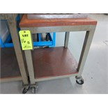 "24"" x 24"" X 36"" TALL HEAVY DUTY SHOP CART"