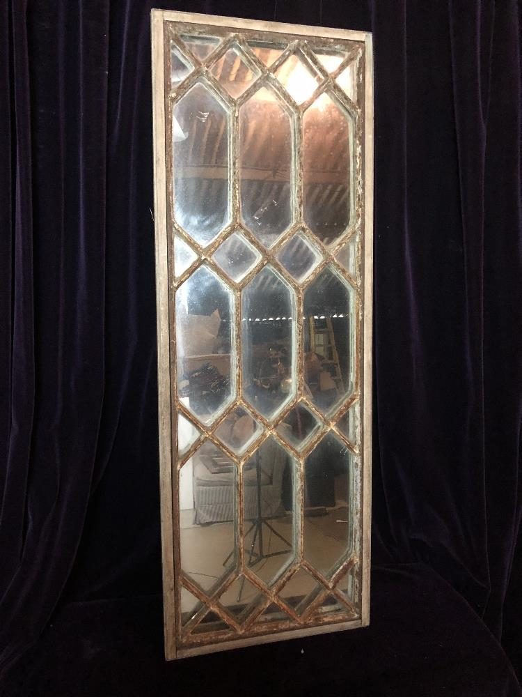 Lot 30 - Window light mirror